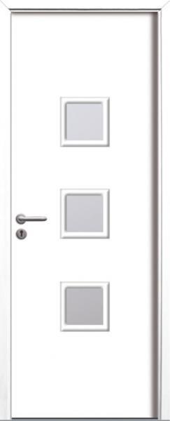 TURQUOISE 3 Blanc Cassette en PVC