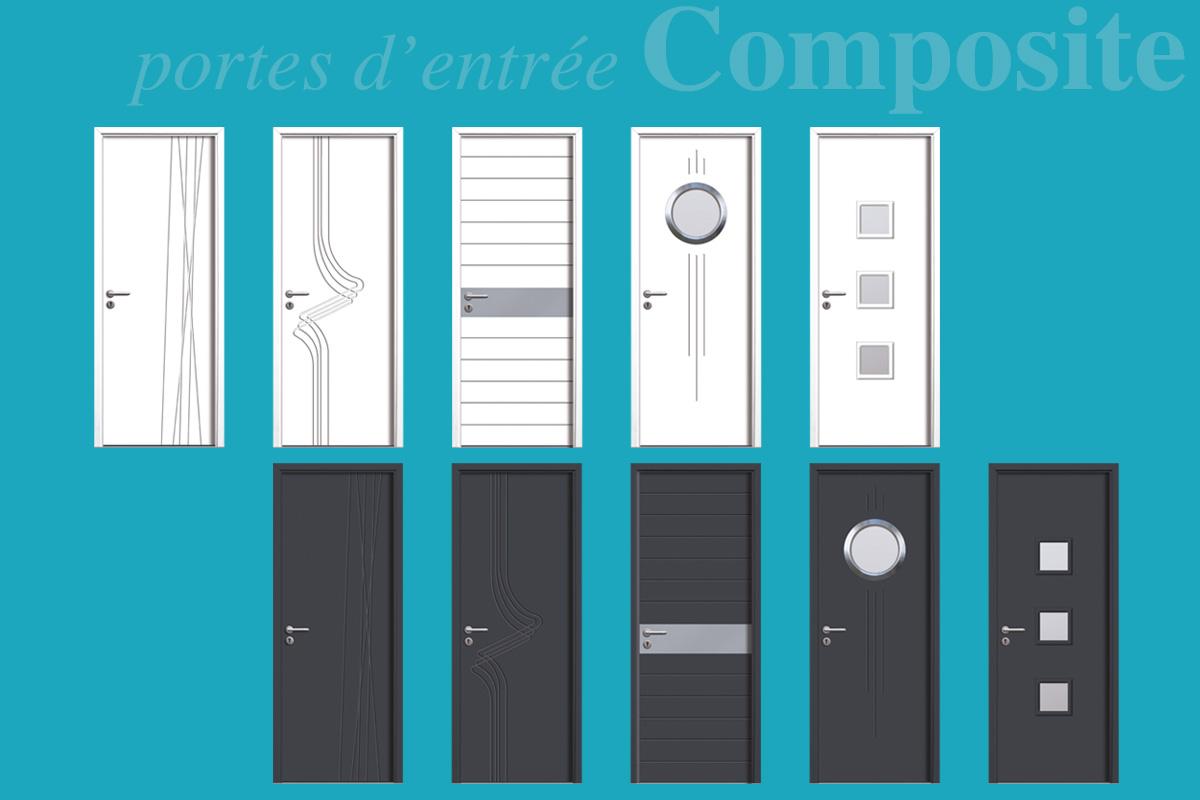 portes d 39 entr e portes d 39 int rieur. Black Bedroom Furniture Sets. Home Design Ideas
